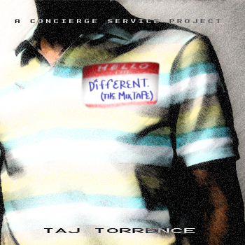 "2nd Major Project Performed by Taj Torrence ""Hello, I'm Different"""