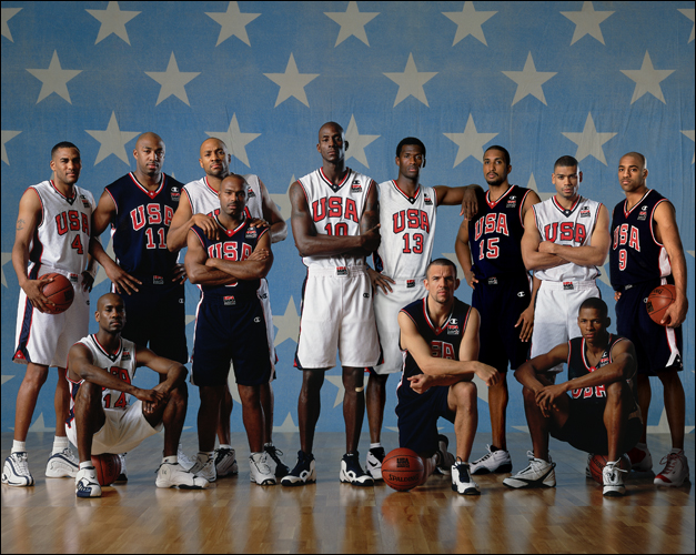 WHICH USA MEN'S BASKETBALL TEAM HAD THE BEST SNEAKERS ...